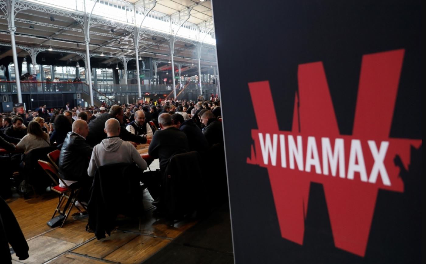 El Winamax Registro De Juego